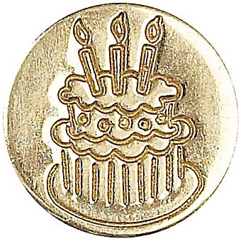 Decorative Seal Coin Cake 727Cak