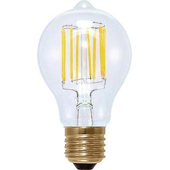 LED E27 Arbitrary 6 W = 40 W Warm white (Ø x L) 60 mm x 111 mm EEC: A+ Segula dimmable, Filament 1 pc(s)