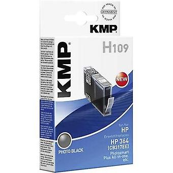 KMP Ink replaced HP 364 Compatible Photo black