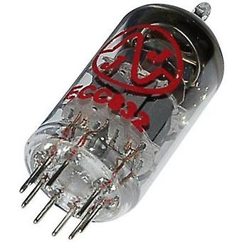 Tube 12 DW 7/7247, Dual triode, Noval Base, 9 Pin