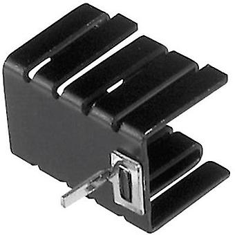 Heat sink 21 C/W (L x W x H) 19 x 12.8 x 12.7 mm TO 220 ASSMANN WSW V8508C
