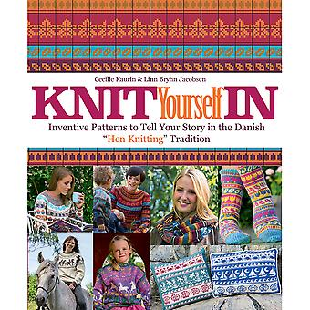 Trafalgar Square Books-Knit Yourself In TRA-67234