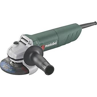 Angle grinder 125 mm 750 W Metabo W 750-125 601231000
