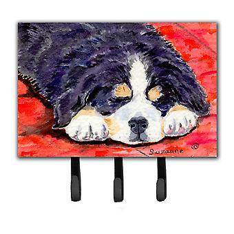 Bernese Mountain Dog Leash Holder or Key Hook