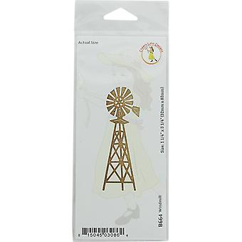 Cheery Lynn Designs Die-Windmill, 1.25
