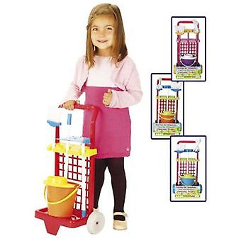 Vicam Toys Cleaning Cart SDOs. 12A/12L/12N
