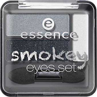Essence Smokey Eye in September (Woman , Makeup , Eyes , Eyeshadows)