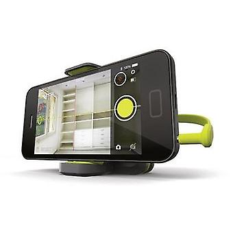 Smartphone cross line laser Ryobi RPW-1650 Calibrated to: Manufacturer standards