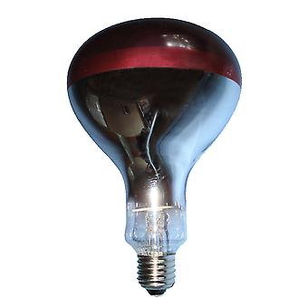 Ruby Red Glass Infra-red Bulb 150w