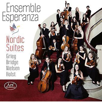 Puente / Grieg / conjunto Esperanza / Siranossian - Nordic Suites [SACD] Estados Unidos import