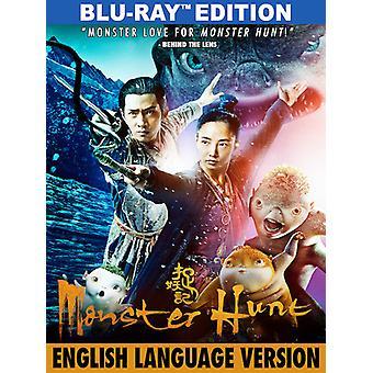 Monster Hunt [Blu-ray] USA importar