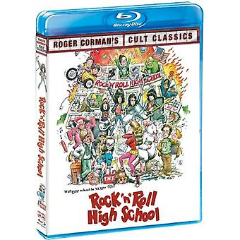 Rock 'N' Roll High School [BLU-RAY] USA import