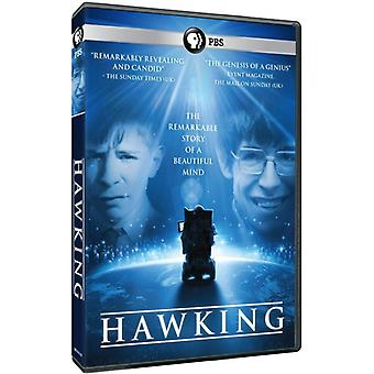 Hawking [DVD] USA import