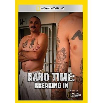Harte Zeit: Einreiten [DVD] USA import