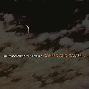 Coheed Cambria & - en gardant Secrets du silence terre [Vinyl] USA import