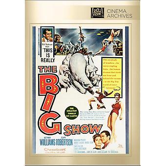 Big Show [DVD] USA import