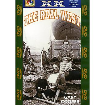 Real West [DVD] USA import