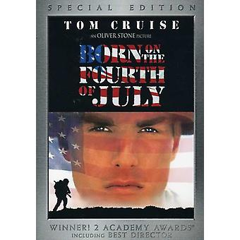 Born on the Fourth of July [DVD] USA import
