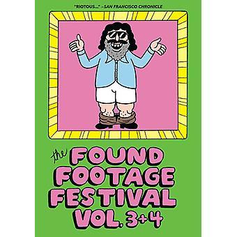 Fundet optagelser Festival: Combo 3 & 4 [DVD] USA importerer