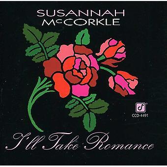 Susannah McCorkle - voy a importar de Estados Unidos tomar Romance [CD]