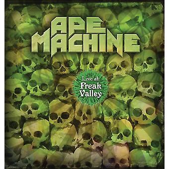 Abe maskine - Live på Freak dal [Vinyl] USA import