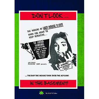 Don't Look in the Basement [DVD] USA import