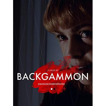 Backgammon [DVD] USA import
