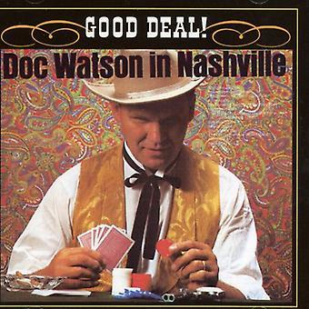 Doc Watson - Good Deal: Doc Watson in Nashville [CD] USA import