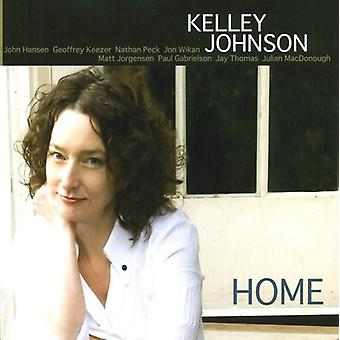 Kelley Johnson - importazione USA Home [CD]