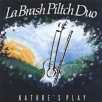 Labrash Piltch Duo - importación de naturalezas USA Play [CD]