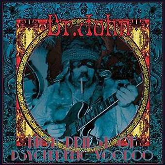 Dr. John - High Priest of Psychedelic Voodoo [CD] USA import