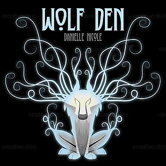 Danielle Nicole - Wolf Den [CD] USA import