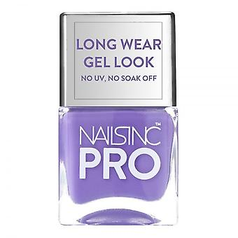Nails Inc Pro Gel Effect Polish - Buckingham Lane