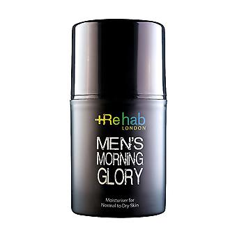 Rehab London Men's Morning Glory Moisturiser 50ml