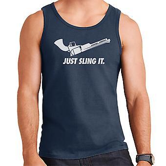 The Dark Tower Just Sling It Nike Men's Vest
