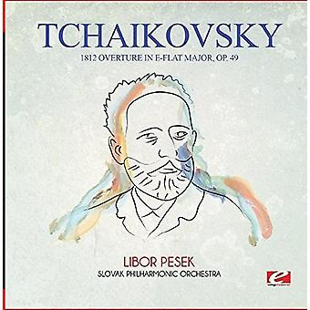 Tchaikovsky - 1812 Overture in E-Flat Major Op. 49 [CD] USA import