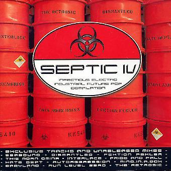 Septisk - Vol. 4-septisk [CD] USA import