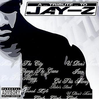 Tribute to Jay Z - Vol. 2-Tribute to Jay Z [CD] USA import