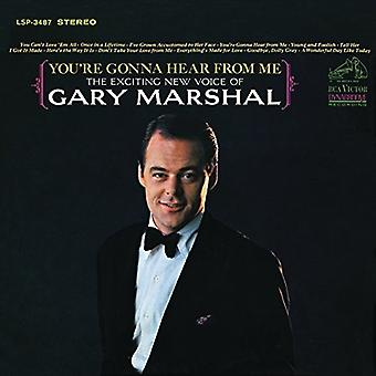 Gary marskalk - du kommer att höra från mig [CD] USA import