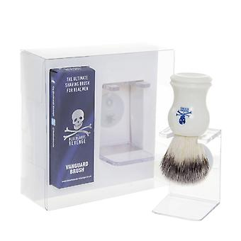 The Bluebeards Revenge Vanguard Synthetic Brush and Stand Gift Set