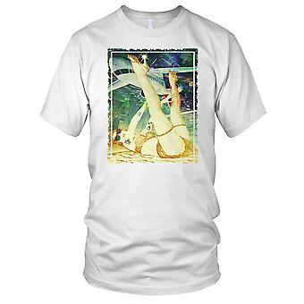 Showgirl - DJ Surfer Surfing Ibiza Kids T Shirt