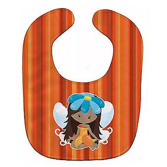 Каролинских сокровища BB6915BIB фея оранжевые полосы ребенок нагрудник