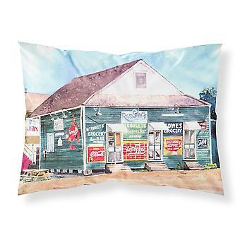 Carolines Treasures  8704PILLOWCASE Rivershack Fabric Standard Pillowcase