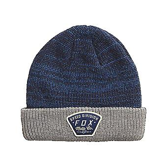 Fox Sno Cat Roll Beanie - Heather Midnight