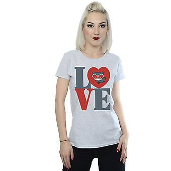 DC Comics Chibi Catwoman Liebe Frauenunterhemde