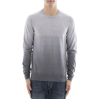 Paolo Pecora men's A026F0018947 grey Wool Sweater