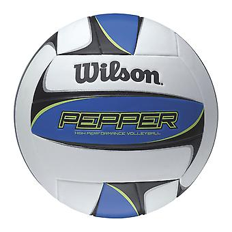 Wilson Pepper Outdoor Volleyball [blue]