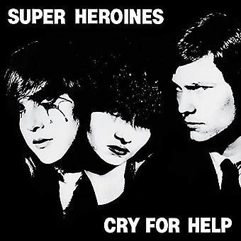 Super heltinder - råb om hjælp [Vinyl] USA import