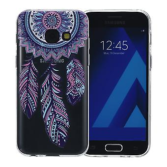 Henna cover for Samsung Galaxy S9 + case protective cover silicone dream catcher