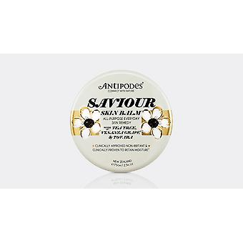 AntiPodes Saviour Skin Balm tube 30ml
